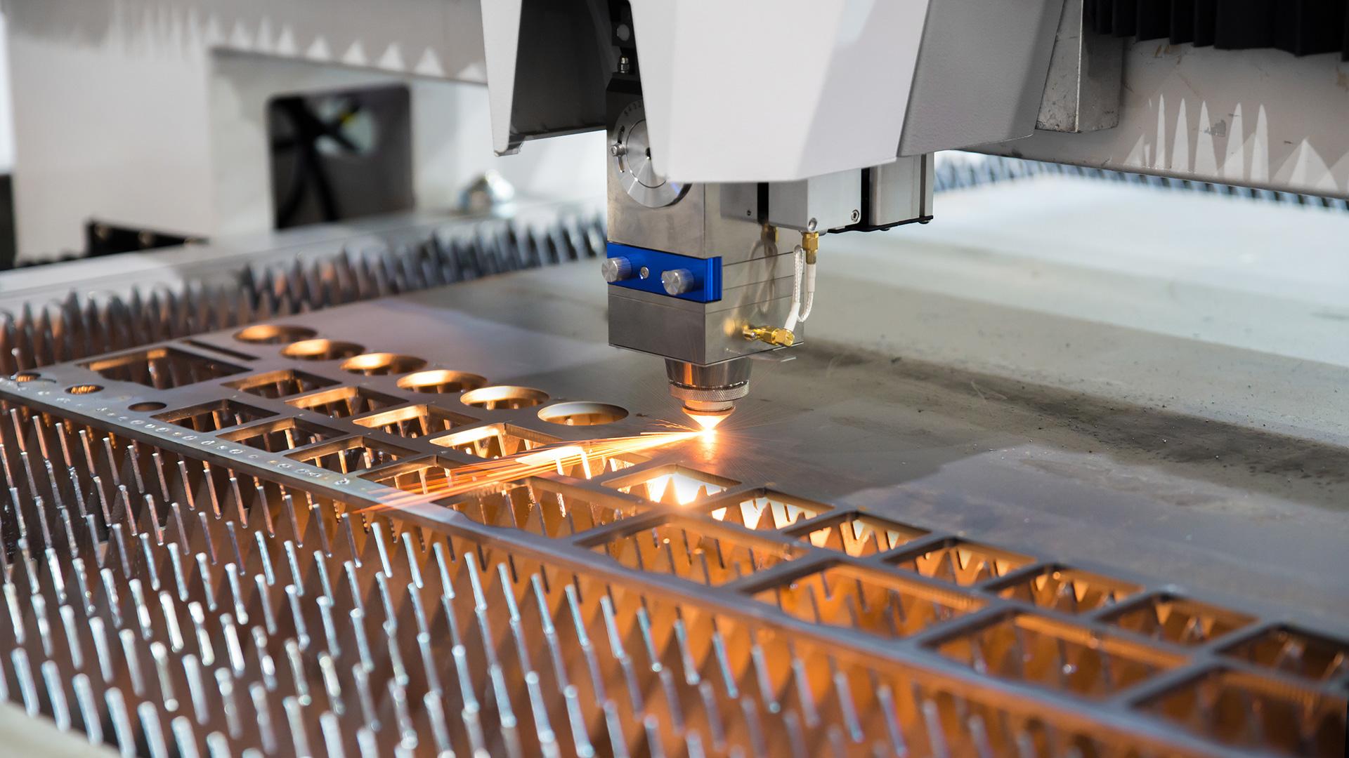 Metalaym, laser
