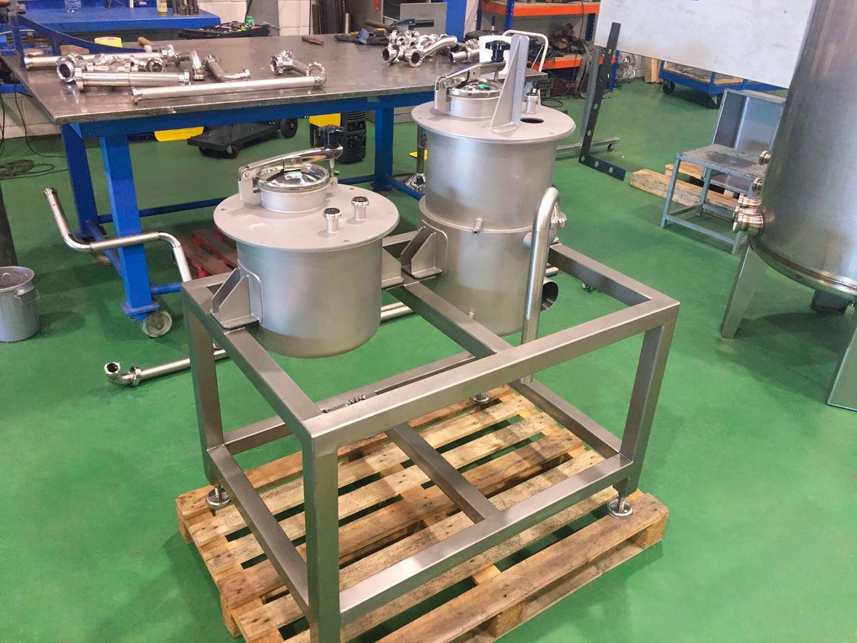 Metalaym, producte inox, complexitat, conjunt, accessori, màquina