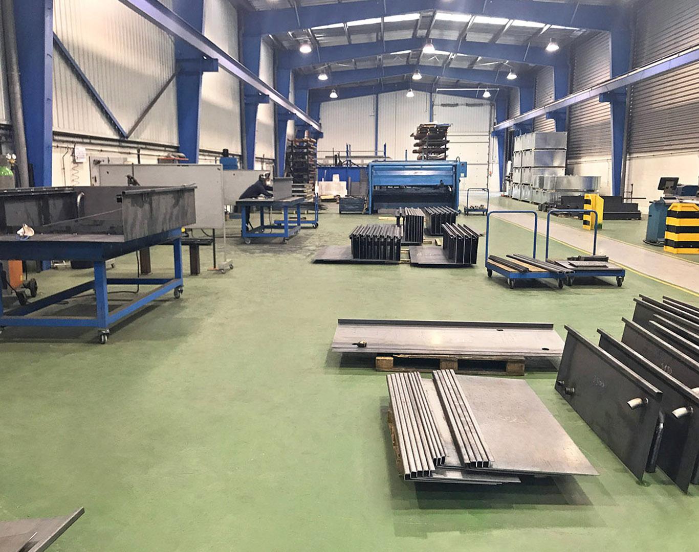 Metalaym, producte ferro