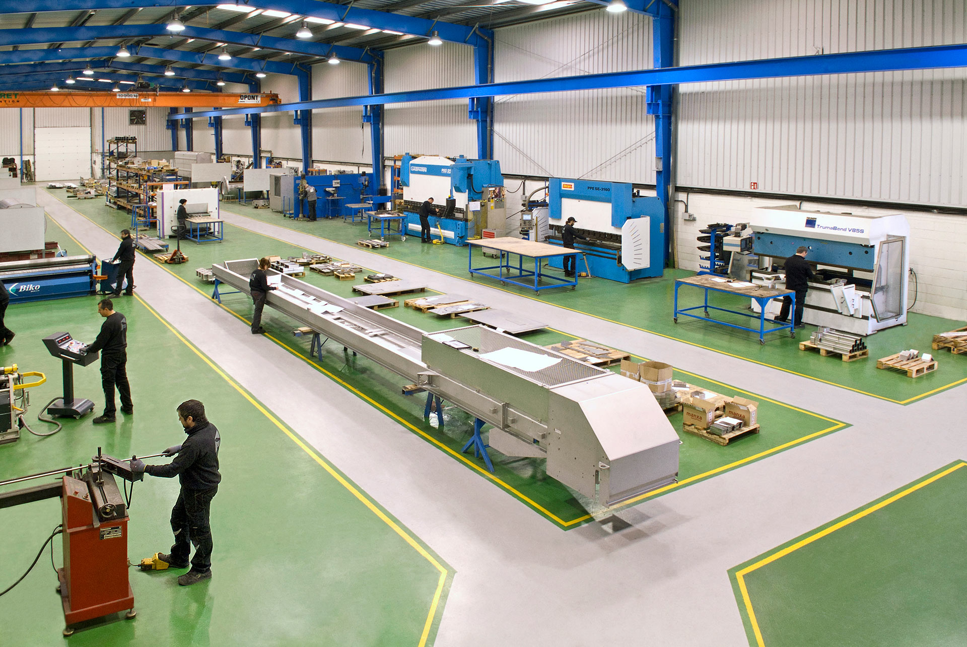 Metalaym, empresa, industria, enginyeria, Solidworks, AutoCAD, disseny, garantia, homologacions, especejament, traçabilitat, planificació