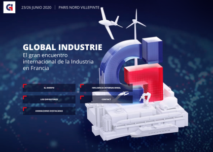 GLOBAL INDUSTRIE 2020: The leading international fair of the industrial sector